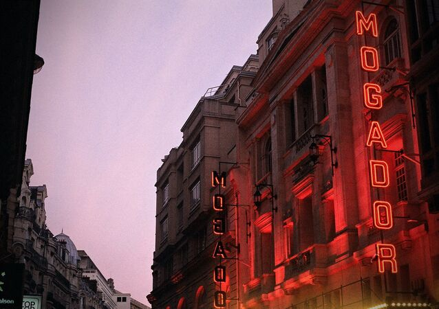 Théâtre Mogador, Paris, France