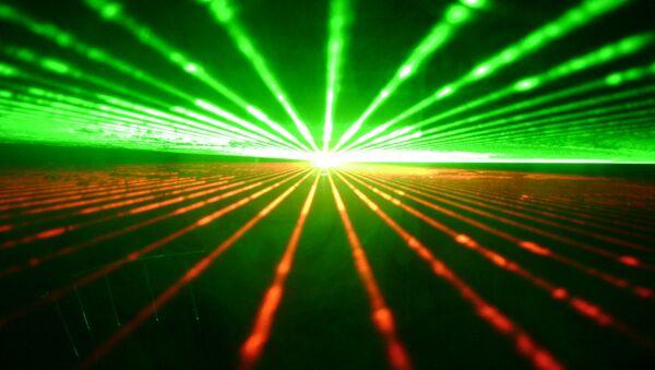 Faisceaux laser - Sputnik France