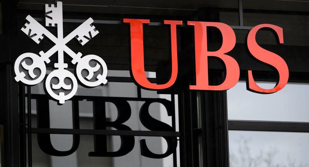 Logo d'UBS