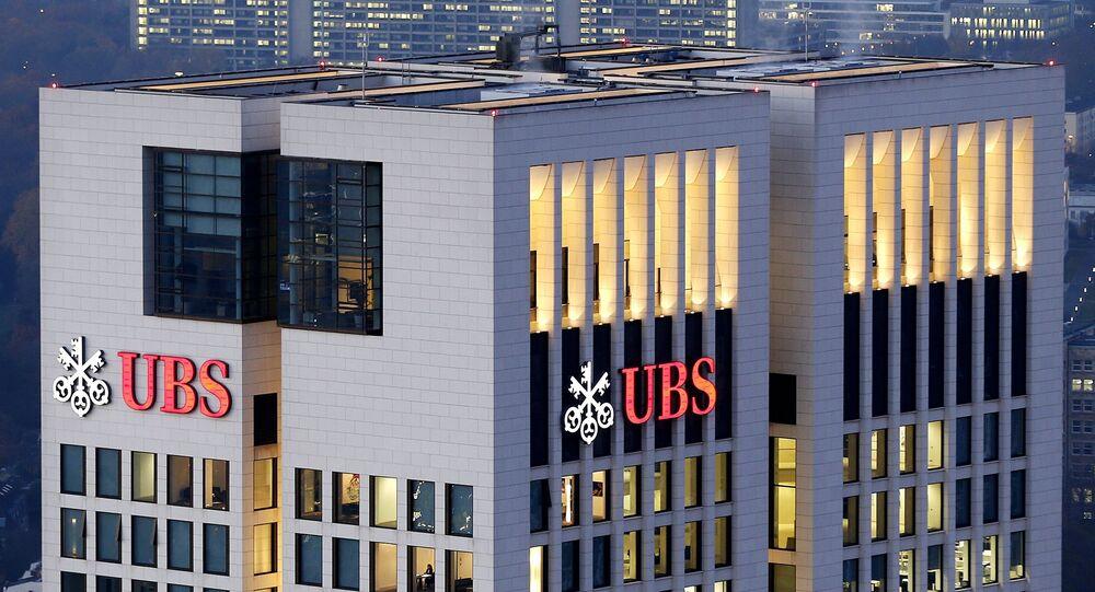 Bâtiment d'UBS
