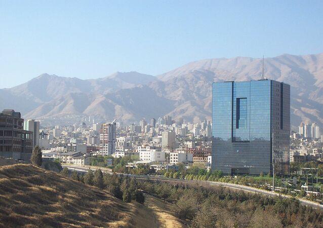 La Banque centrale de l'Iran