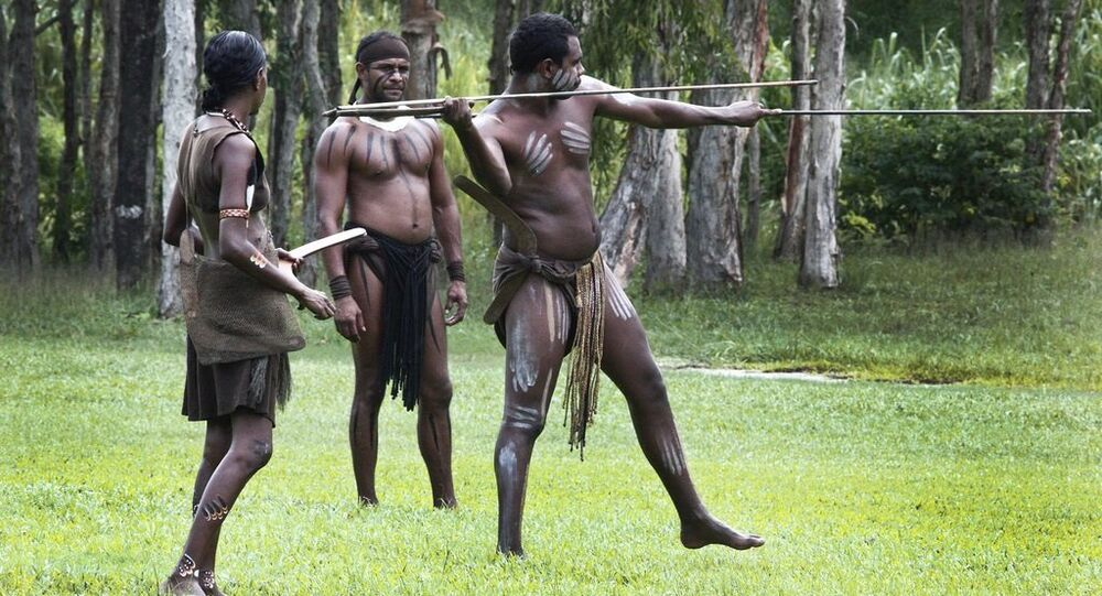 Aborigènes australiens