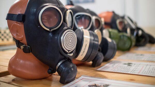 Защитное сооружение АО МОСГАЗ - Sputnik France