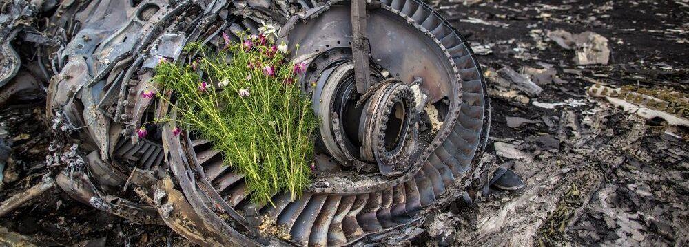 le crash du vol MH17