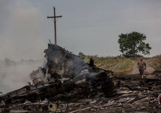 Crash d'un Boeing malaisien en Ukraine