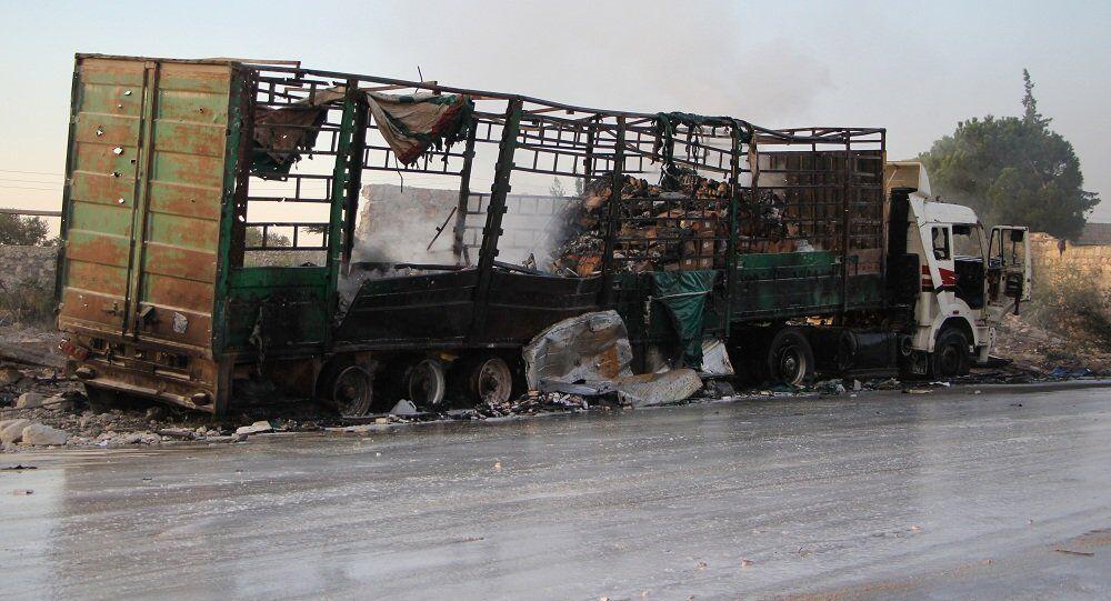 Est-ce le Front al-Nosra qui a frappé le convoi humanitaire de l'Onu?
