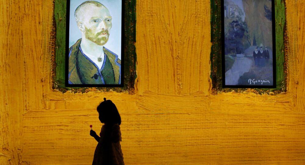 Exposition Meet Vincent van Gogh à Pékin