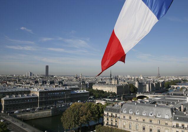 Le drapeau français