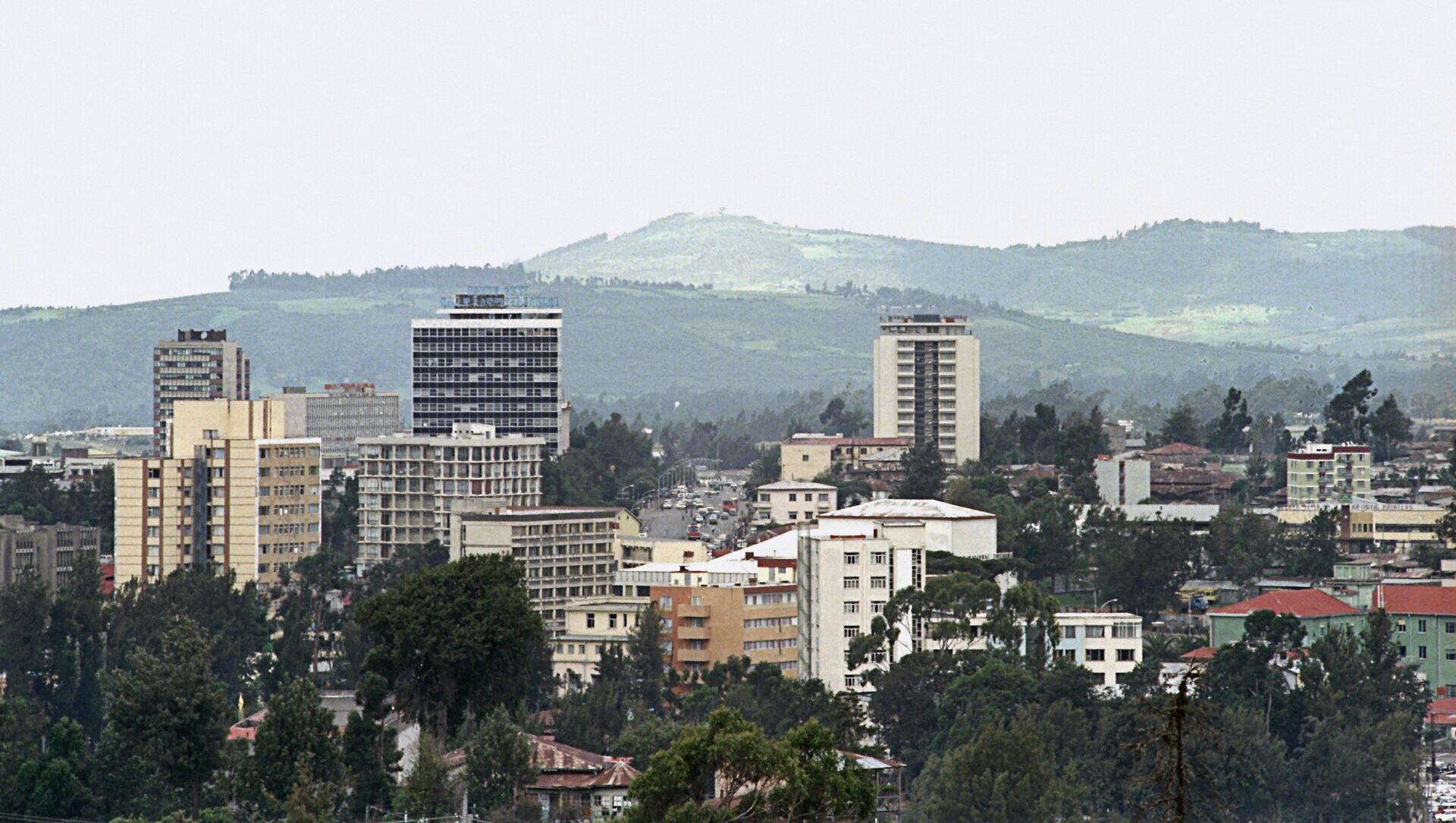 Addis-Abeba - Sputnik France, 1920, 09.08.2021