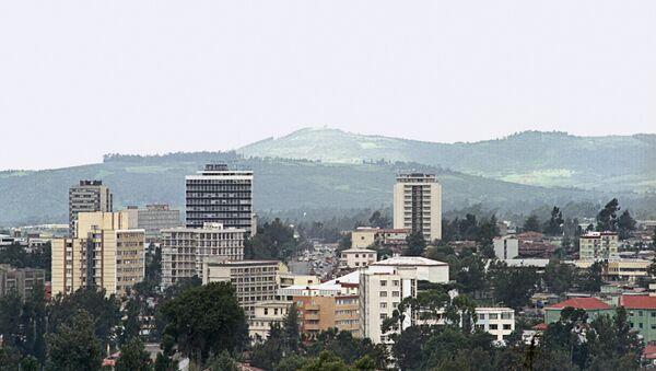 Ethiopie - Sputnik France