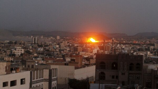 Raid aérien au Yémen - Sputnik France
