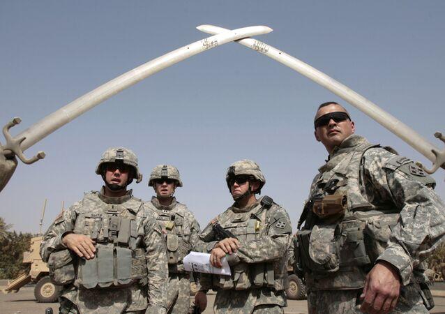 armée US, Irak
