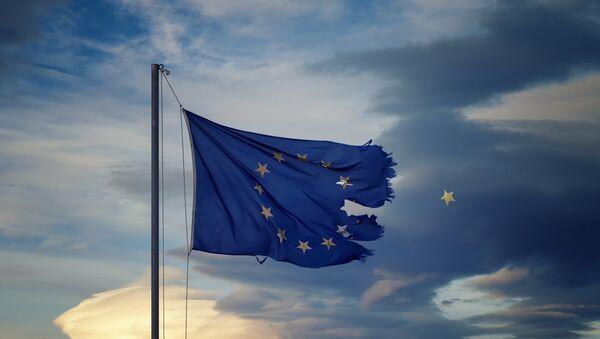 L'UE de l'époque, à laquelle Ankara voulait adhérer, est en crise profonde - Sputnik France