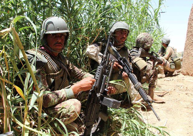 En Afghanistan, les Talibans subissent une défaite cuisante à Kunduz