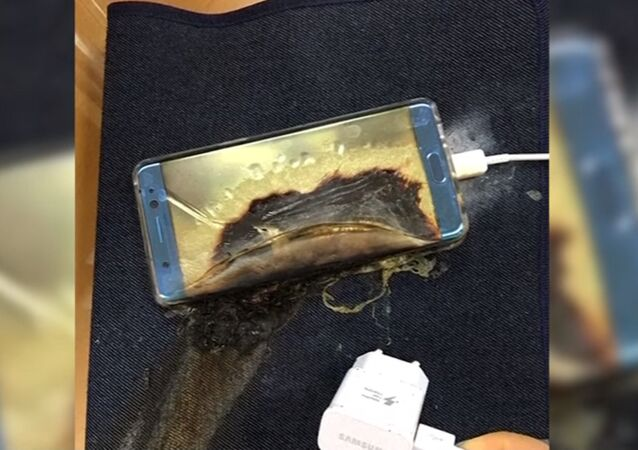 Le Galaxy Note 7 de Brian Green