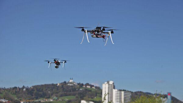 Drones - Sputnik France