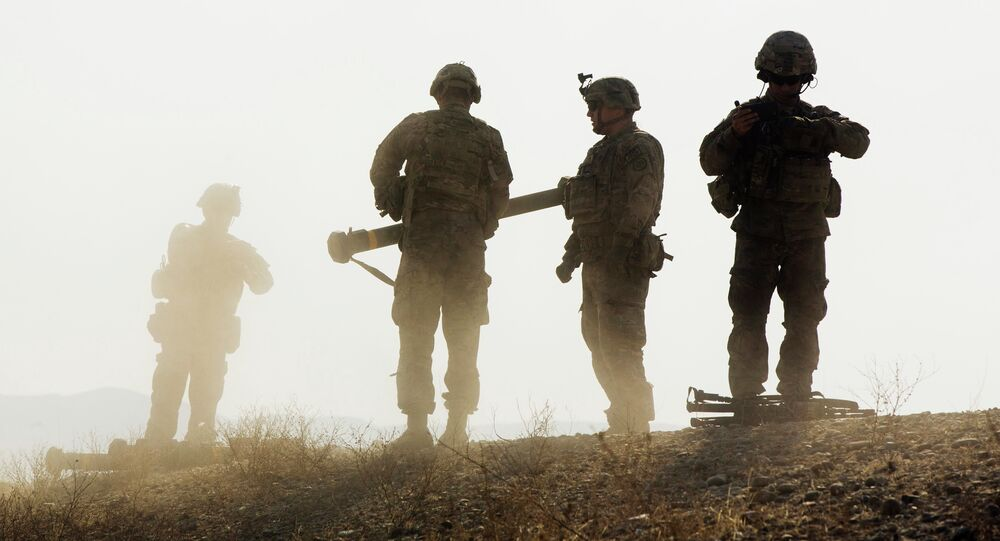 Des soldats américains, archives