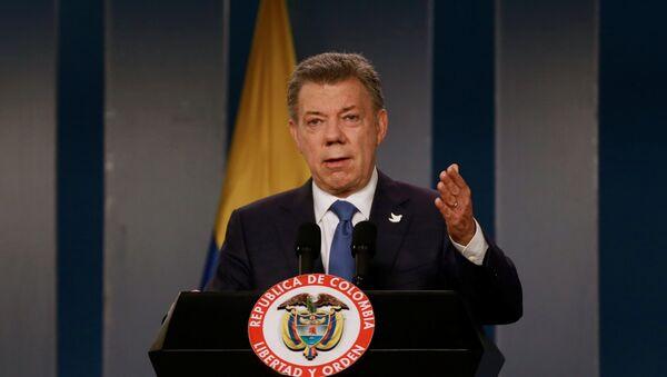 Juan Manuel Santos - Sputnik France