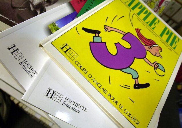 les manuels scolaires français