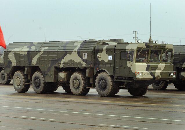 système de missiles Iskander-M