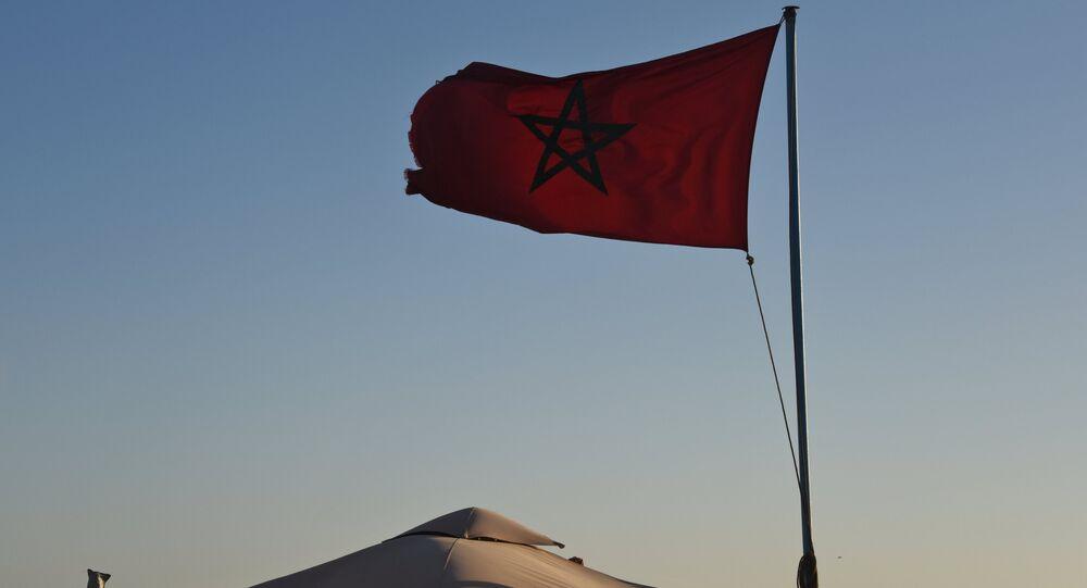 Couleur nationale du Maroc