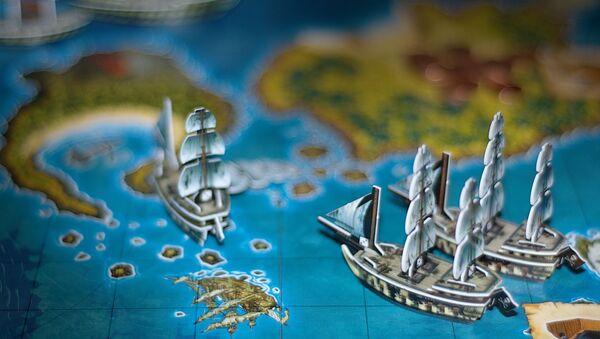 Un trésor de pirates retrouvé au large des USA - Sputnik France