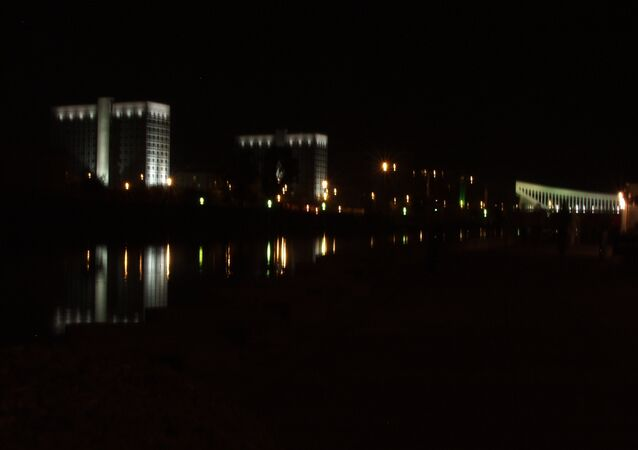 Vue de Minsk
