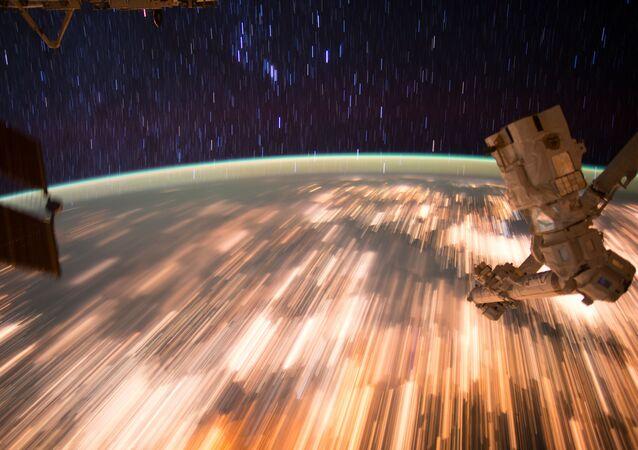 La Terre depuis l'espace
