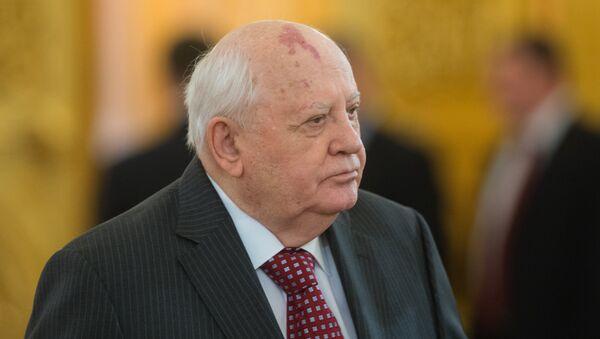 Gorbatchev - Sputnik France