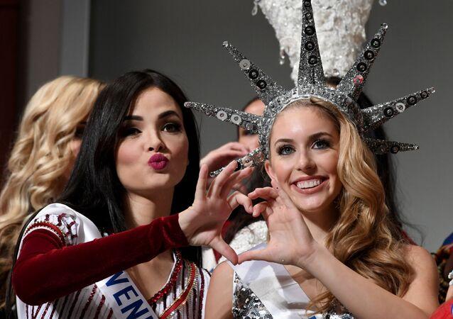 Concours Miss International à Tokyo