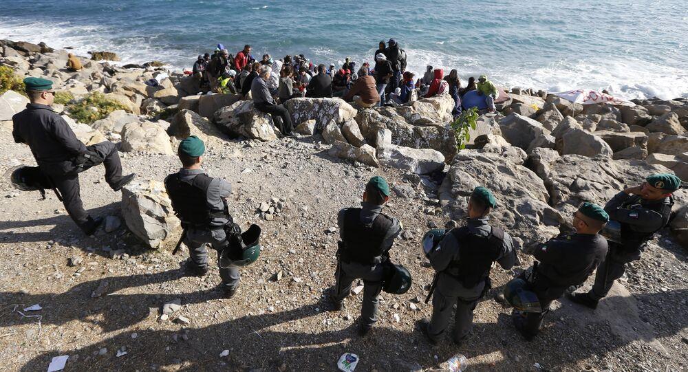 A Vintimille, à la frontière fermée, les migrants pris au piège