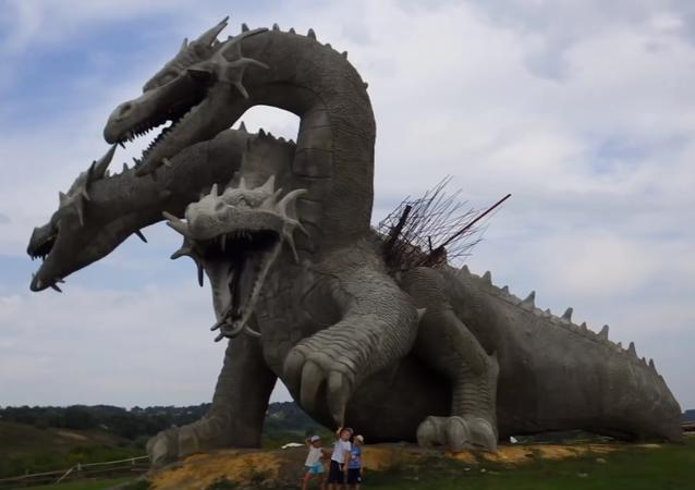 Le Godzilla russe parmi les meilleures photos du monde