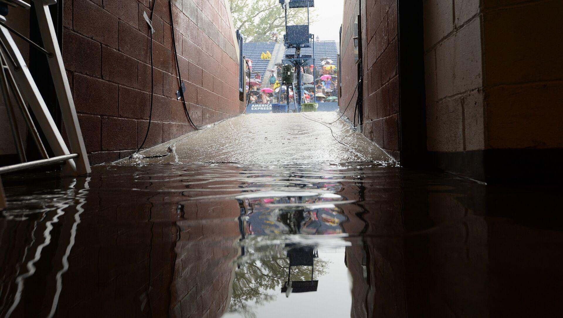 Inondation à New York. Archive photo - Sputnik France, 1920, 03.09.2021