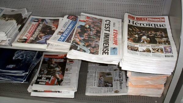 Au nom d'abus sur Internet, la loi sur la liberté de la presse menacée - Sputnik France