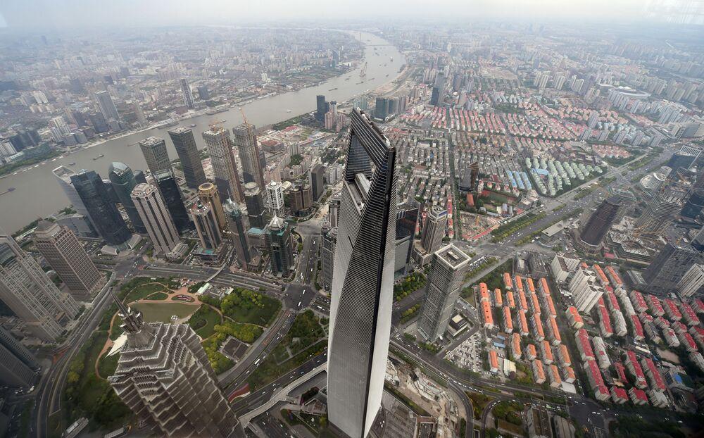 Les plus hauts gratte-ciels du monde