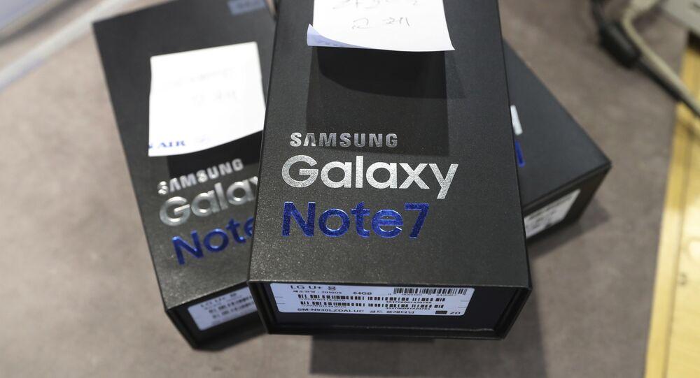 Galaxy Note 7: des pertes à hauteur de 6,2 mds USD pour Samsung
