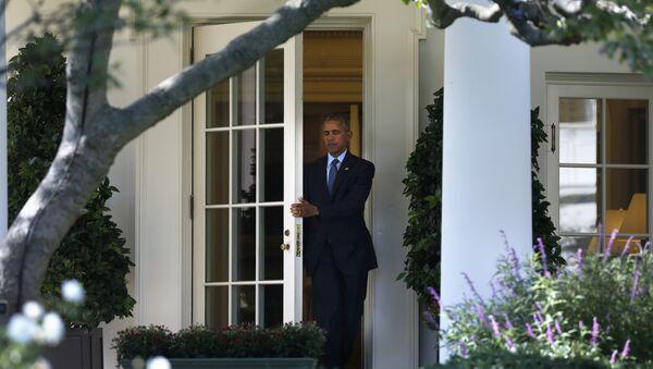 Barack Obama - Sputnik France
