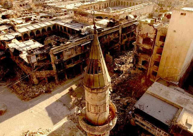 Des terroristes ont pilonné le centre et l'entrée sud d'Alep, des blessés