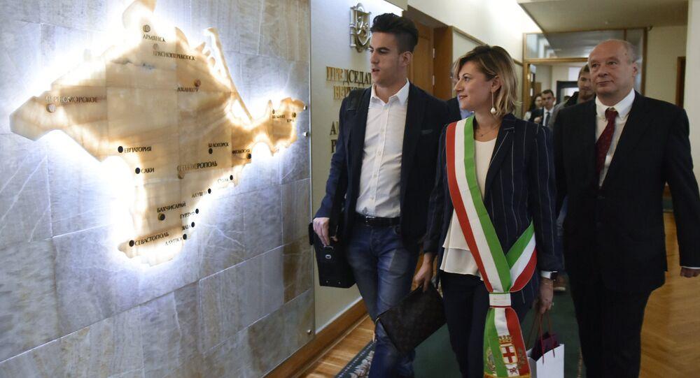 Bientôt un hôtel 5 étoiles en Crimée sous l'égide de l'Italie?