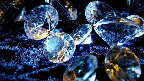 Les diamants au service des futurs ordinateurs quantiques - Sputnik France