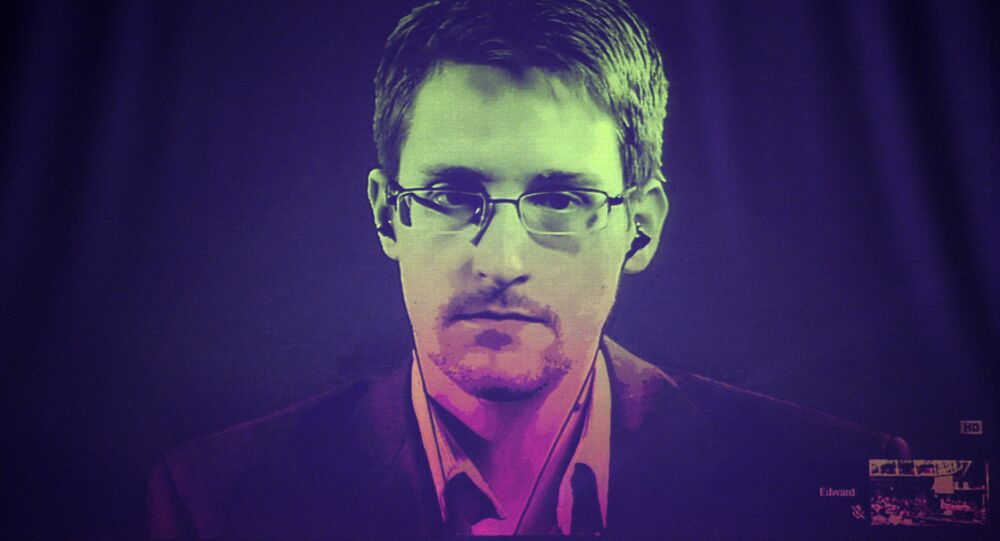 Edward Snowden (archive photo)