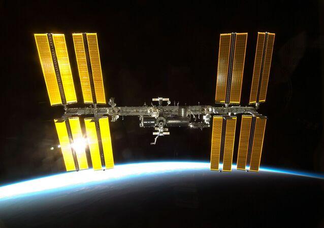 La station spatiale internationale (ISS)