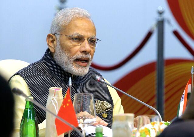 Narendra Modi à Goa