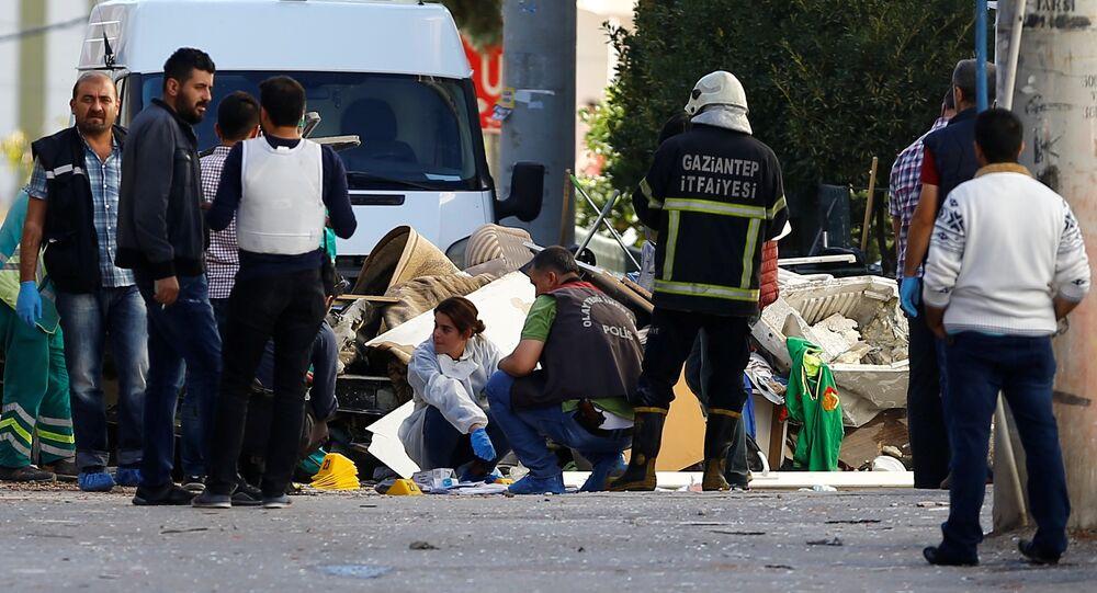 Attentats de Gaziantep