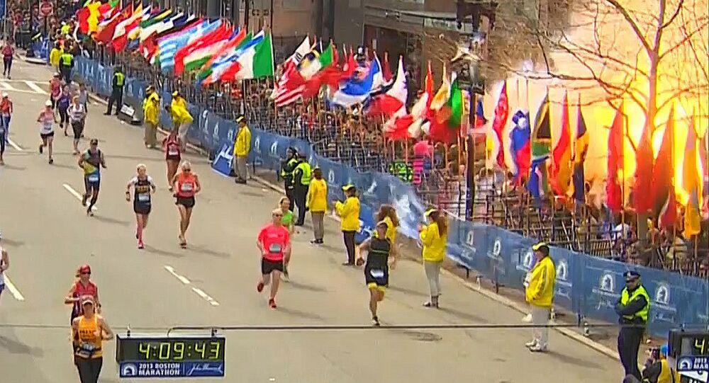 Marathon à Boston