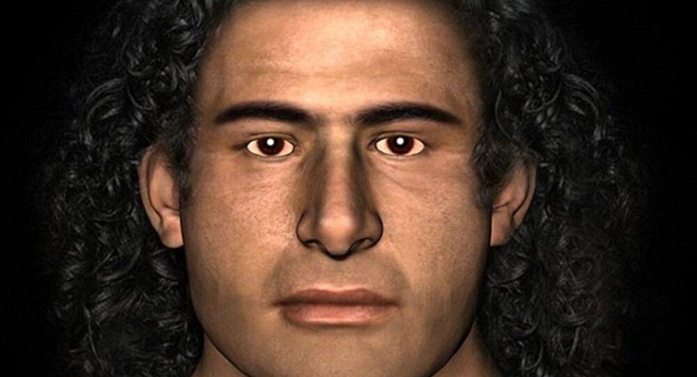 Des chercheurs reproduisent le visage d'un guerrier mort il y a 3500 ans