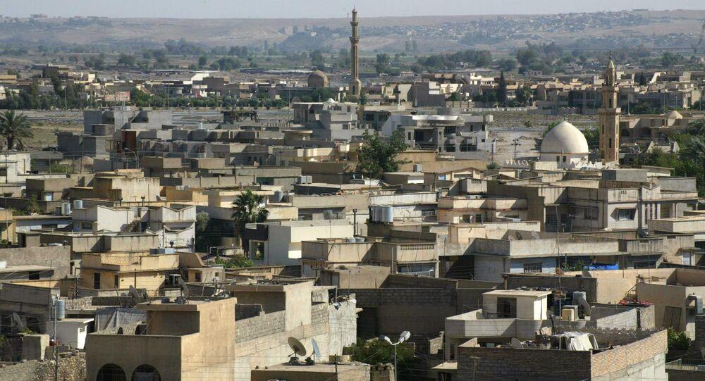 La ville irakienne de Mossoul