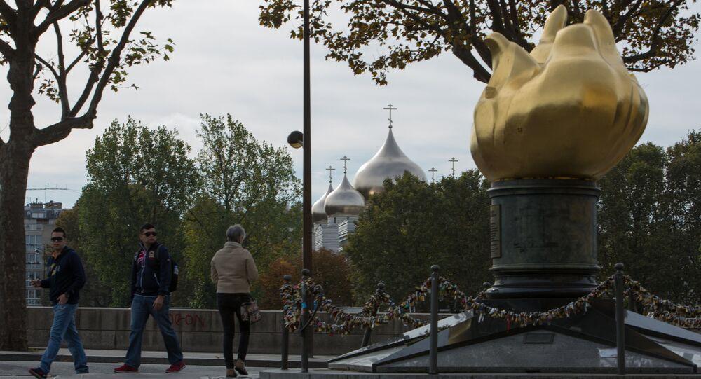 Centre spirituel et culturel orthodoxe russe de Paris
