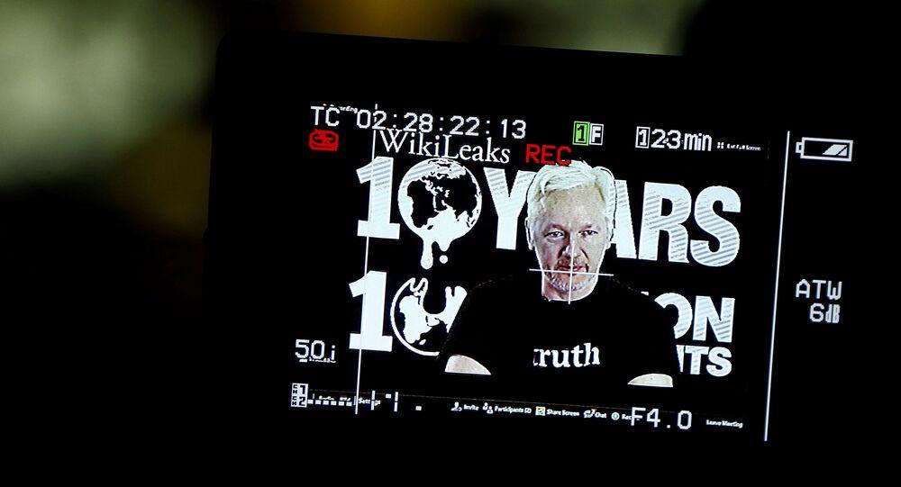 L'Équateur explique pourquoi il a privé Assange d'Internet