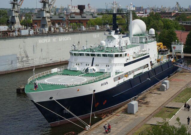 Navire de recherche océanographique Iantar